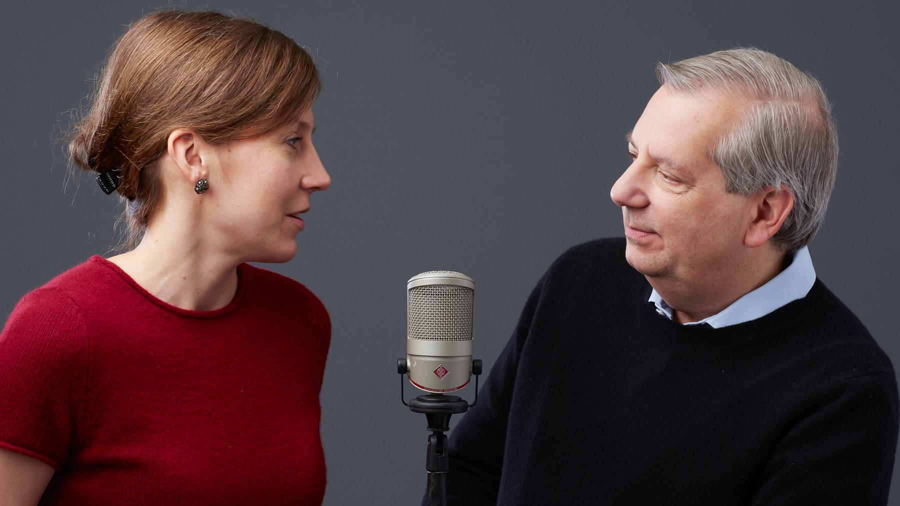 Your hosts, Steve & Katie